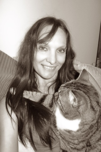 Me and my cat, Tahli